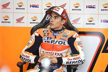 Márquez autorisé à reprendre la piste après sa chute