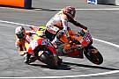 MotoGP Spielberg: Der Trainingssturz von Marc Marquez in Bildern