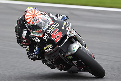 Zarco saldrá primero en Moto2