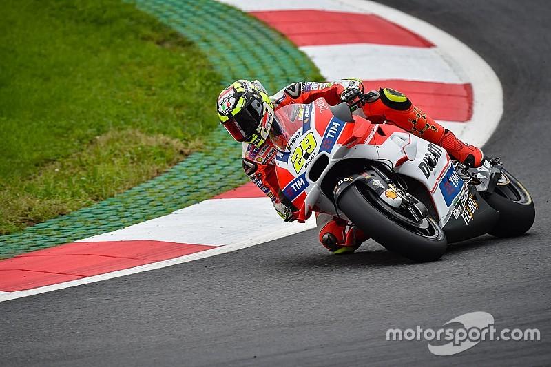 Iannone en 'Dovi' voelen de druk, maar zijn vol vertrouwen voor de race
