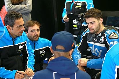 Fenati suspendu par le Sky Racing Team VR46