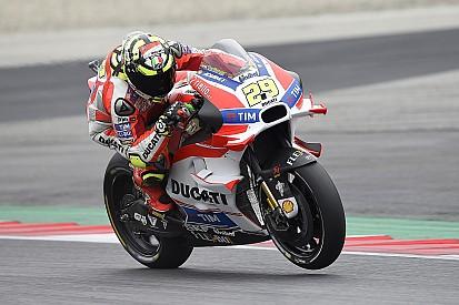 Warm-up GP Oostenrijk: Ducati's zetten weer de toon