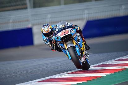 Miller no correrá en Austria tras su caída en el Warm Up