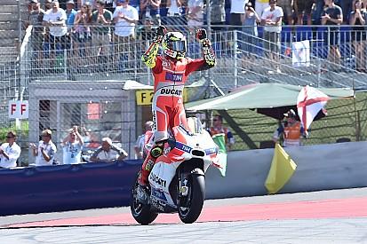 Iannone nella storia: riporta la Ducati alla vittoria al Red Bull Ring!