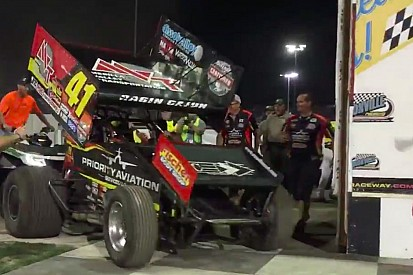 Shatz dethroned as Jason Johnson wins the Knoxville Nationals