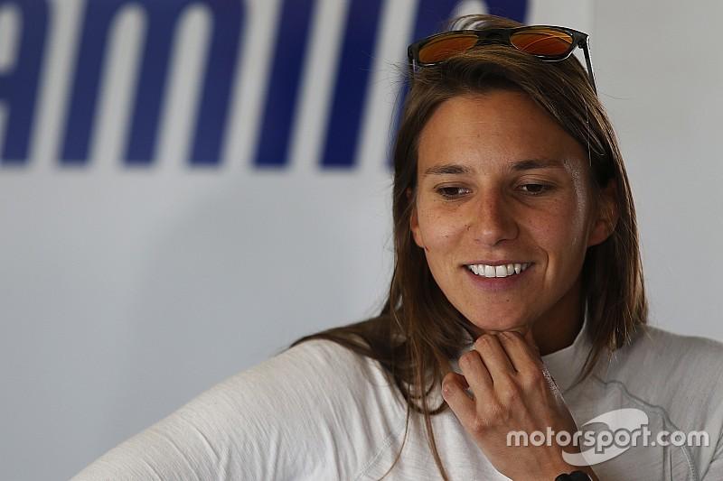 Serienchef wünscht sich Simona de Silvestro bei den Supercars