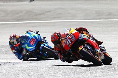 """Marquez: """"Prima della gara avrei firmato per un quinto posto"""""""