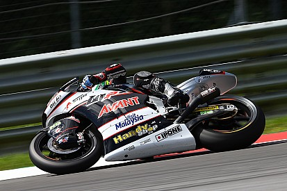 Zarco gana y es más líder; Morbidelli y Rins, en el podio