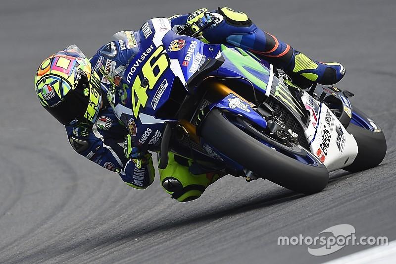 """Rossi: """"Estoy contento por Iannone, es un paso importante en su carrera"""""""