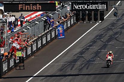 Маркес уверен, что победа Ducati сыграла ему на руку