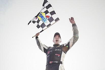 Untouchable Lacroix repeats GP3R win