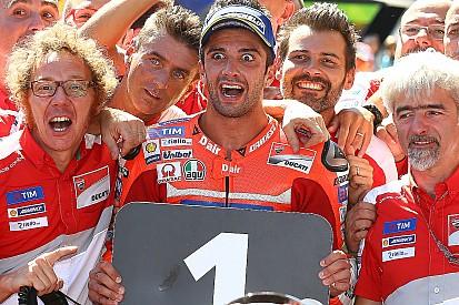 Iannone brilha, Rossi é discreto: GP da Áustria em imagens