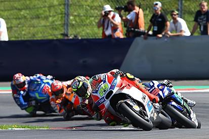 Iannone Michelin'in lastik tavsiyesine karşı çıkarak kazandı