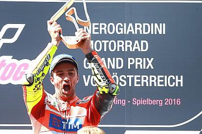 """Stoner: """"Ducati kan ook op andere circuits meestrijden om de zege"""""""
