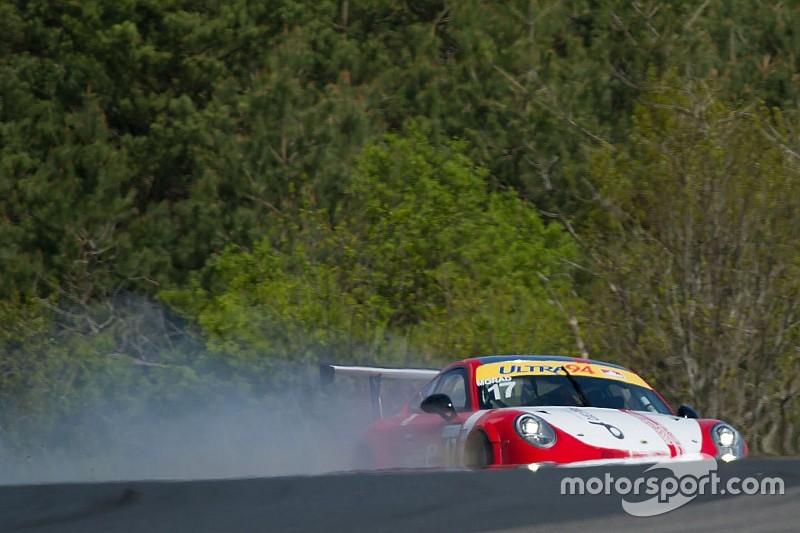 Morad étire son avance en Coupe PorscheGT3 canadienne