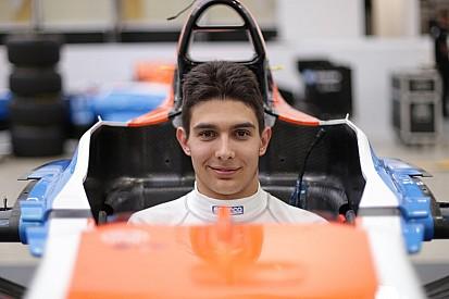Manor gibt Startnummer für Neuzgang Esteban Ocon bekannt
