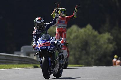 Lorenzo lovend over Dall'Igna na ommekeer Ducati