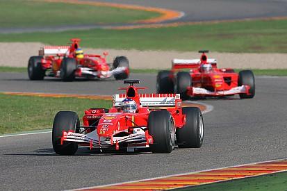 L'espoir d'une troisième Ferrari avec Schumacher