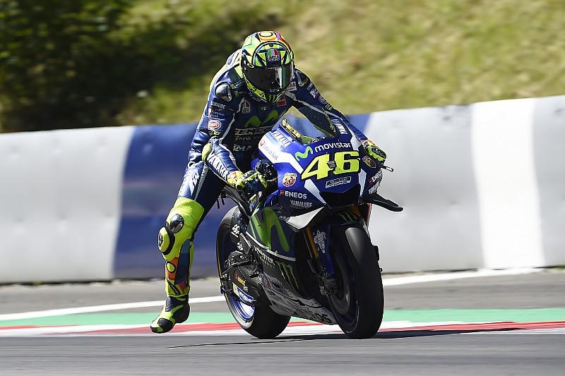 """Valentino Rossi: """"Wenn wir noch 100 Rennen fahren, kann ich Weltmeister werden"""""""
