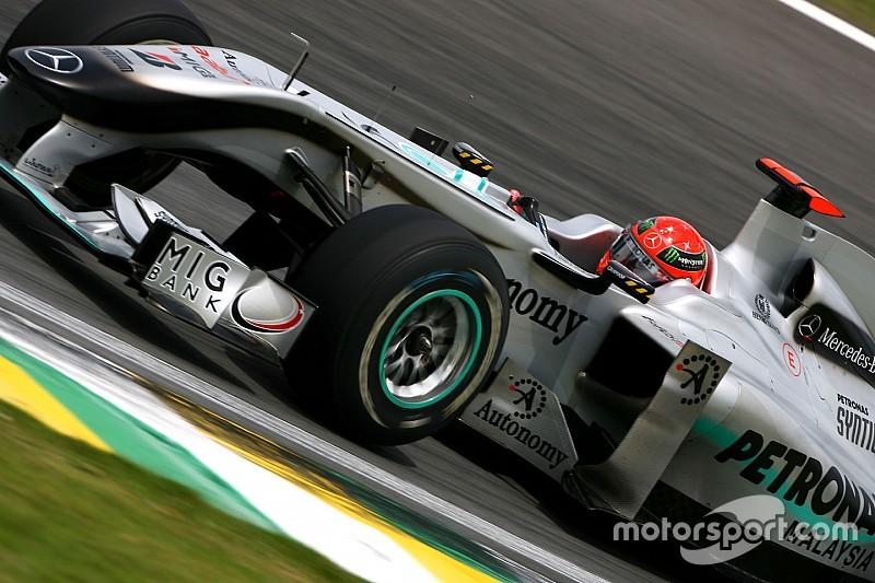 Come-back Schumacher - Envie intacte et contrat Mercedes de trois ans