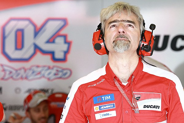Лоренсо хвалить «завзятість» Далл'Інья задля Ducati