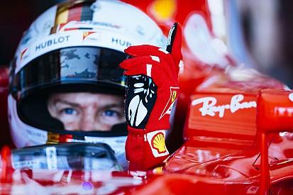 Tek kelimeyle Sebastian Vettel