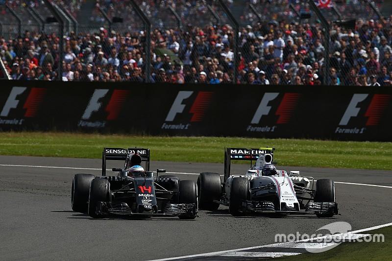 La evolución del peso en la F1: ¡300 kg más que en los 60!