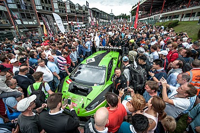 Lamborghini overweegt WEC-entree met Huracan