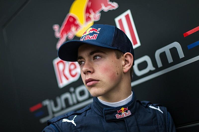"""Exclusief interview met Red Bull-talent Verschoor: """"Het begint al een beetje gewoon te voelen"""""""