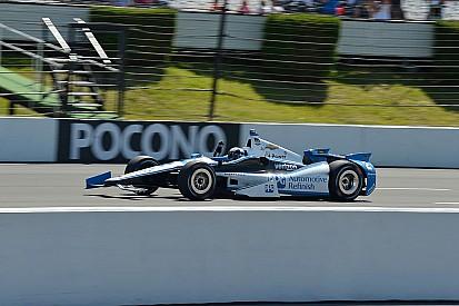 """IndyCar-Pilot Montoya: """"Der Saisonverlauf war bisher sehr frustrierend"""""""