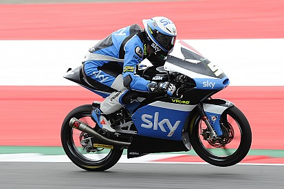 Equipe de Rossi na Moto3 confirma demissão de Fenati