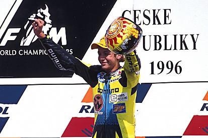 Topshots: 20 jaar geleden: de eerste zege van Valentino Rossi
