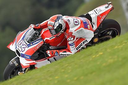 Ducati laut Dovizioso noch nicht reif für den MotoGP-Titel