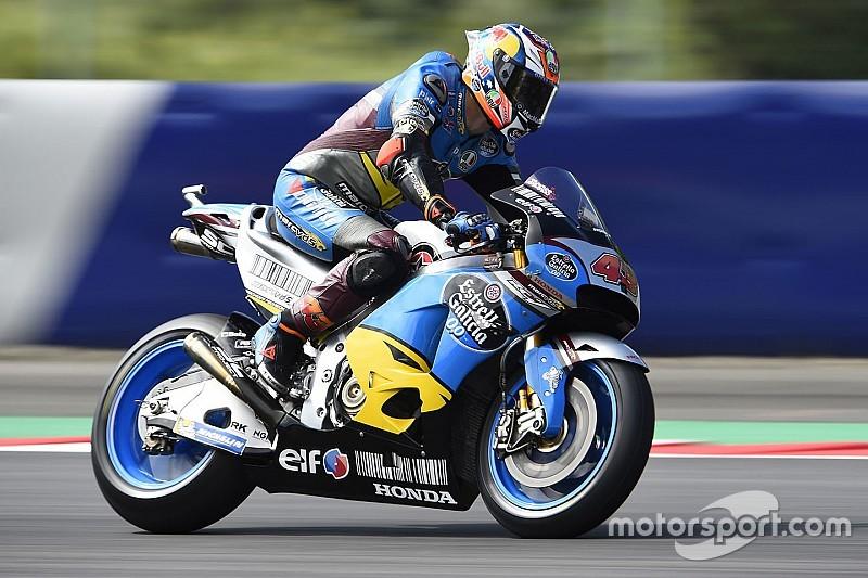 Honda laat geblesseerde Miller aan de kant in Brno