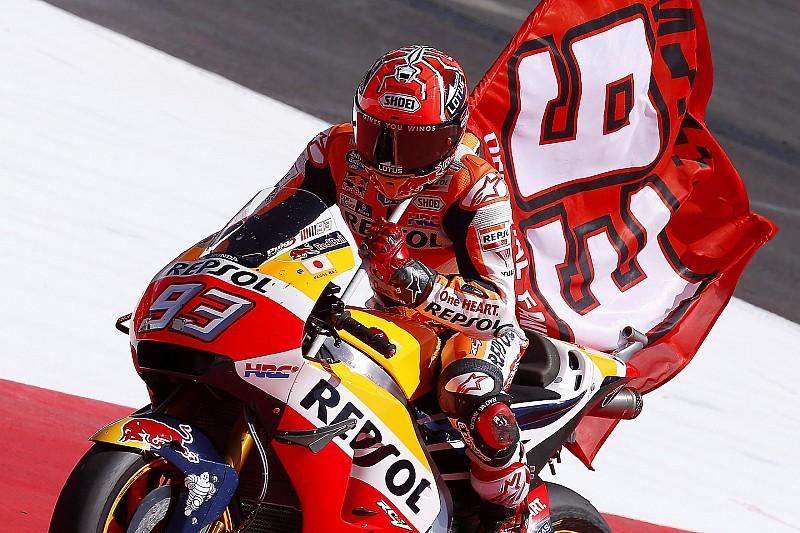 """Dritter MotoGP-Titel für Marc Marquez? """"Noch mindestens zwei Rennen gewinnen"""""""