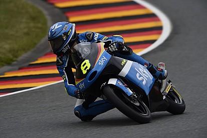 """Dopo l'addio a Fenati lo Sky Racing Team a Brno con sole """"due punte"""""""