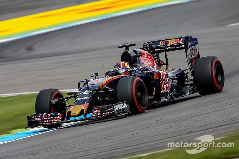 Einzige Chance in der Formel 1: Daniil Kvyat hofft, 2017 bei Toro Rosso bleiben zu können