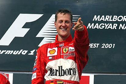 Vor 15 Jahren: Michael Schumacher holt 4. WM-Titel