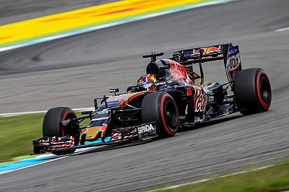 """Kvyat: Toro Rosso """"seria uma opção fantástica"""" para 2017"""