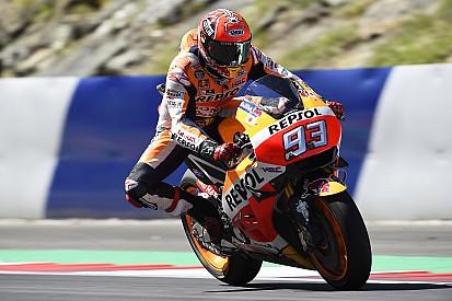 Çek GP: Cuma gününün en hızlısı Marc Marquez
