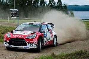 WRC Entrevista Citroën no quiere victorias cuestionadas por el orden de salida