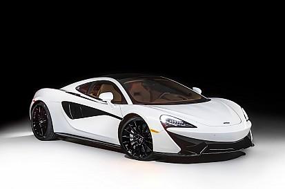 McLaren 570 GT by MSO Concept, lusso formato granturismo