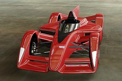 Photos - Dome candidat à la fourniture du futur châssis Formule E