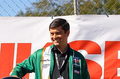 Juncos no desea apurar su llegada a IndyCar
