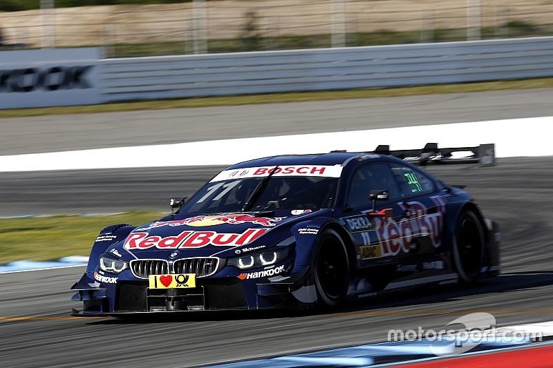 DTM in Moskau: BMW legt vor im 1. Training
