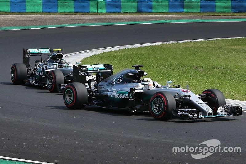Wolff vindt dat Mercedes een pluim verdient voor omgaan met clashes
