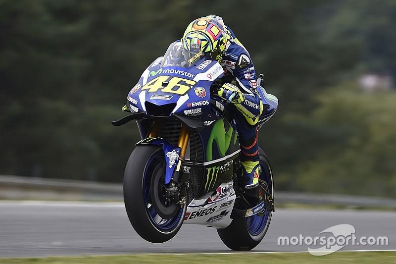 """Valentino Rossi: Renntempo von Marquez """"das große Fragezeichen"""" in Brno"""