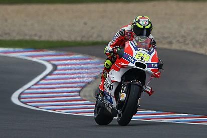 MotoGPチェコFP1:前戦優勝のイアンノーネが勢いを維持し首位