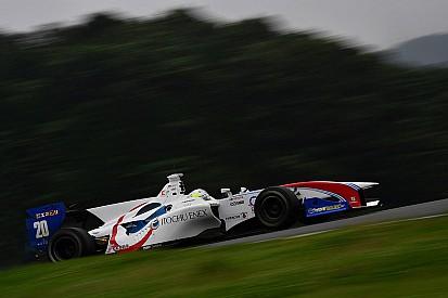 Super Formula Motegi: Sekiguchi op pole, Vandoorne haalt Q3 niet