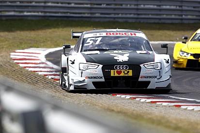 EL2 - Nico Müller et Audi entre les gouttes